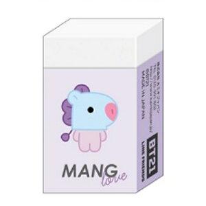BT21 消しゴム MANG LINE FRIENDS 015234