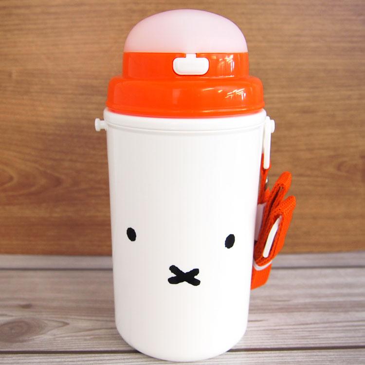 ミッフィー 水筒 ● ストロー付き保冷ボトル [136986]