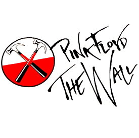 /PINK FLOYD ピンクフロイドTHE WALL White オフィシャル バンドTシャツ / 2枚までメール便対応可 / あす対応