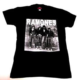 /RAMONES ラモーンズ1st album cover オフィシャル バンドTシャツ / 2枚までメール便対応可 / あす楽対応