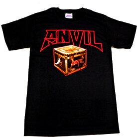/ANVIL アンヴィルROAD CASE オフィシャル バンドTシャツ / 2枚までメール便対応可 / 正規ライセンス品
