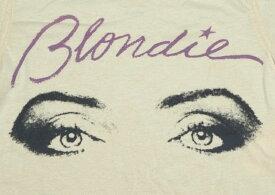/BLONDIE ブロンディーGLARE JUNIORS Babydoll オフィシャル レディースバンドTシャツ / 2枚までメール便対応可