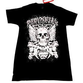 /BABYMETAL ベビーメタルCROSSBONE EYE SKELETON MENS SOFT TEE オフィシャル バンドTシャツ / 2枚までメール便対応可 / 正規ライセンス品