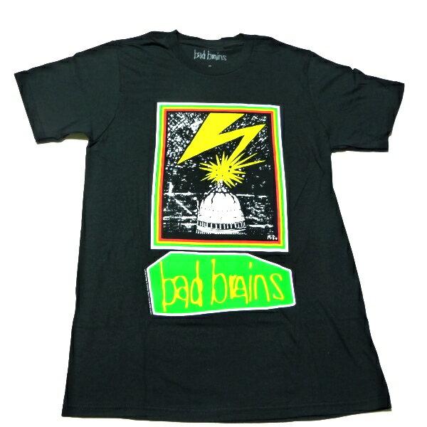 / BAD BRAINS バッドブレインズ89 TOUR オフィシャル バンドTシャツ / 2枚までメール便対応可 / 正規ライセンス品