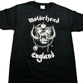 MOTORHEAD モーターヘッドEngland オフィシャル バンドTシャツ1梱包2枚までメール便対応可