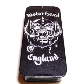 メール便発送可MOTORHEAD モーターヘッドENGLAND Guitar Picks オフィシャル ギターピックセット/ 正規ライセンス品