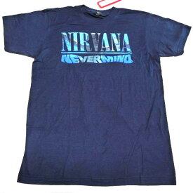 /NIRVANA ニルヴァーナNEVERMIND ALBUM PLAY LIST オフィシャル バンドTシャツ / 2枚までメール便対応可 / 正規ライセンス品