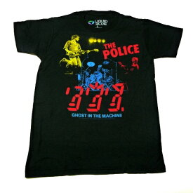 /THE POLICE ポリスIN CONCERT オフィシャル バンドTシャツ / 2枚までメール便対応可 / あす楽対応