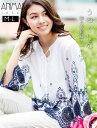 美しい裾袖刺繍チュニック《かわいいコレクション》6/3(日)19:00販売新作