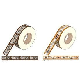 【新品】ワンピース ONE PIECE マスキングテープ 2本セット トラファルガー・ロー