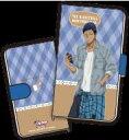 【新品】黒子のバスケ ナムコ キャラポップストア 手帳型スマホケース M size 青峰大輝 スマホケース