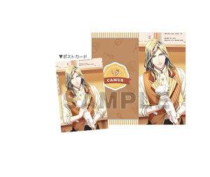 うたの☆プリンスさまっ♪ ShiningLive ミニポストカード付きトレーディングクリアチケットファイル Challenge☆アイドル×ショッピングモールアナザーショットVer カミュ 単品 チケットファイル