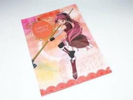 【新品】魔法少女まどか☆マギカ ローソン限定 クリアファイル 佐倉 杏子