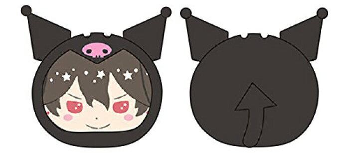 【新品】あんさんぶるスターズ! × サンリオキャラクターズ おまんじゅうにぎにぎマスコット 9 朔間零
