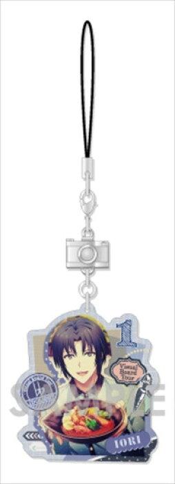 アイドリッシュセブン ゆらゆらチャームコレクション オフショットアルバム 和泉一織 単品 アイナナ チャーム