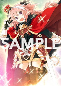 【新品】コミックマーケット 94 C94 Fate/Grand Order Premium Tapestry vol.3 ライダー アストルフォ タペストリー Fate