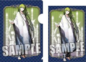 Fate/Grand Order トレーディングミニクリアファイル ポストカード付き Part.2 ランサー エルキドゥ 単品 ポストカード クリアファイル《ポスト投函 配送可》
