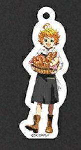 【新品】約束のネバーランド × プリンセスカフェ 等身イラストアクリルキーホルダー エマ