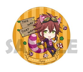 TVアニメ Code:Realize 〜創世の姫君〜 缶バッジ インピー・バービケーン 単品 《ポスト投函 配送可》