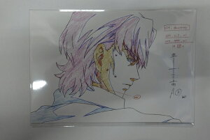 ufotable cafe 劇場版 Fate/stay night Heaven's Feel III.spring song コラボレーションカフェ 第一期 後半 展示原画ポストカード Nine bullet Revolver A 言峰綺礼 3《ポスト投函 配送可》