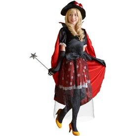 送料無料 ルービーズ(Rubie's) 大人用 ミニーマウス ディズニー コスチューム 大人 女性用 ミニー マジカルミニー 魔法使い ワンピース 仮装*(MCD)