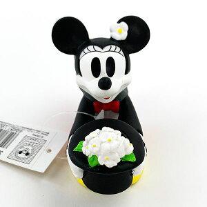 ディズニー ミニーマウス メガネスタンド ミニー マジシャン メガネ置き 黒 送料込み