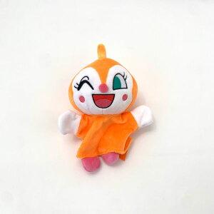 アンパンマン ドキンちゃん ドキンちゃん手踊り人形S エコバッグ オレンジ 送料込み