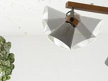 シーリングライトおしゃれ4灯SLIDER(スライダー)一人暮らし6畳8畳9畳10畳天井照明照明器具電気シンプル西海岸リモコンインテリアリビングダイニング和室寝室送料無料LEDキッチン電球対応ブルックリンスポットライトウッド//