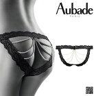 フランス【Aubade】オーバドゥBOITEADESIRフリンジベビードール(P020P)ギフトボックス入り
