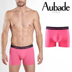 新作登場!フランス【Aubade】オーバドゥXB Aubade MEN メンズボクサー Rose SFP カラー(XB73M)