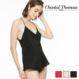【新作】フランス【ChantalThomass】シャンタルトーマス19SS LIFE-WEAR トップ Black カラー (TT0520)