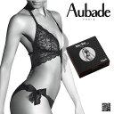 フランス【Aubade】オーバドゥBOITE A DESIRボディ(P067)ギフトボックス入り