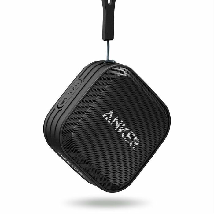 SoundCore Sport by Anker 防水Bluetoothスピーカー 【IPX7 防水&防塵認証 / 10時間連続再生 / 内蔵マイク搭載 】