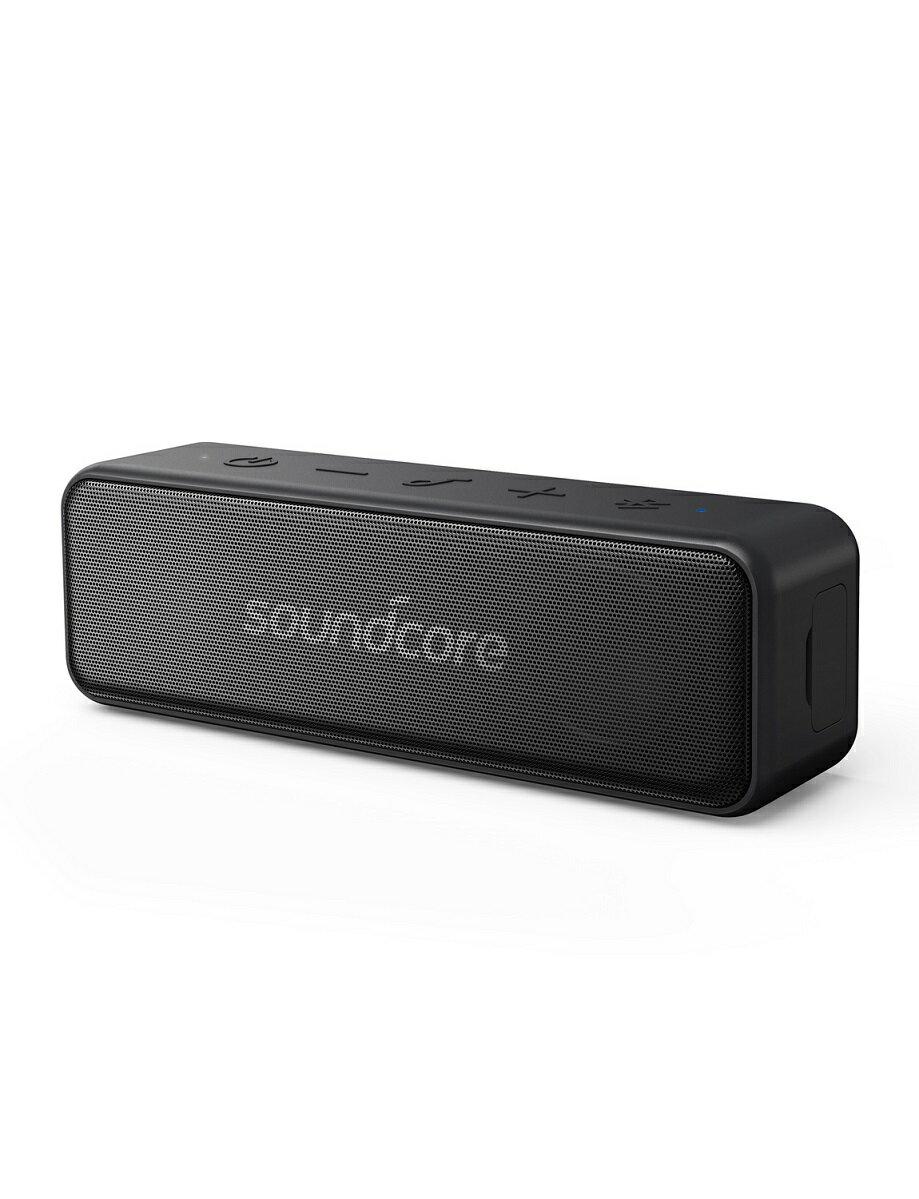 Soundcore Motion B by Anker Bluetooth スピーカー12W 【IPX7防水規格 / 12時間連続再生 / 大音量サウンド/マイク内蔵】