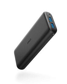 モバイルバッテリー Anker PowerCore 20000 Redux(20000mAh 超大容量モバイルバッテリー)【PSE認証済/PowerIQ搭載/低電流モード搭載】iPhone & Android各種対応
