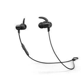 ワイヤレスイヤホン Anker SoundBuds Slim【改善版】(カナル型 Bluetoothイヤホン)【Bluetooth 5.0対応 / 10時間連続再生 / IPX7防水規格 / マイク内蔵】iPhone、Android各種対応