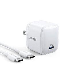 Anker PowerPort Atom PD 1 & USB-C セットモデル PD対応 30W USB-C 急速充電器
