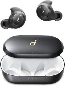 Anker Soundcore Spirit Dot 2(完全ワイヤレスイヤホン Bluetooth 5.0)【IPX7防水規格 / SweatGuardテクノロジー / 最大16時間音楽再生 / 短時間充電 (USB Type-C) / MCSyncテクノロジー / マイク内蔵 / PSE認証済】