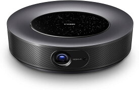 Anker Nebula Cosmos Max (4K UHD / Android TV 9.0搭載 スマートプロジェクター) 【1500ANSI ルーメン / 最大150インチ投影 / オートフォーカス機能 / Dolby®︎ Digital Plus搭載 / ズーム機能 / HDR10対応】