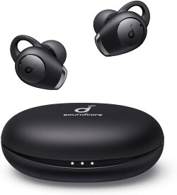 Anker Soundcore Life A2 NC(ワイヤレス イヤホン Bluetooth 対応)【完全ワイヤレスイヤホン / Bluetooth5.0対応 / ウルトラノイズキャンセリング / 外音取り込み / IPX5防水規格 / 最大35時間音楽再生 / 専用アプリ対応 / 通話ノイズリダクション / PSE認証済】