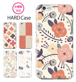 全機種対応 ハードケース iPhone12 mini pro iPhone11 iPhone 8 SE2 XS XR スマホケース 韓国 AQUOS sense3 Galaxy A41 S20 huawei P30 arrows Xperia 5 10 1 II Pixel4 a OPPO RENO3 北欧 花 花柄 薔薇 バラ 牛 可愛い 韓国 フェアリー 柄