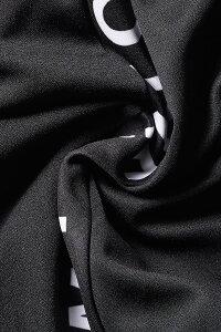 ankoROCKアンコロックサルエルパンツメンズレディースユニセックス服ブランドロゴウエストゴムルーズシルエットゆったり大きいサイズ黒ブラック