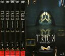 全巻セット【送料無料】【中古】DVD▼TRICK トリック Troisieme partie(5枚セット)第1話〜最終話▽レンタル落ち