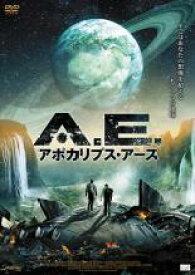 【中古】DVD▼A.E. アポカリプス・アース▽レンタル落ち