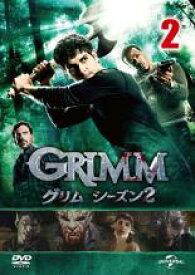 【中古】DVD▼GRIMM グリム シーズン2 VOL.2(第3話〜第4話)▽レンタル落ち ホラー