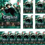 全巻セット【中古】DVD▼GRIMM グリム シーズン2(11枚セット)第1話〜最終話▽レンタル落ち ホラー