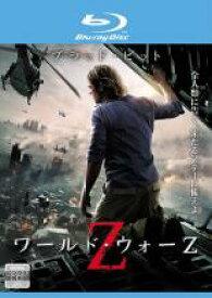 【中古】Blu-ray▼ワールド・ウォー Z ブルーレイディスク▽レンタル落ち ホラー