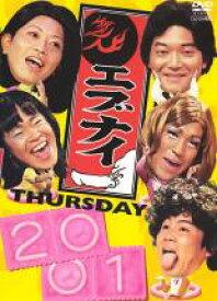 【中古】DVD▼エブナイ THURSDAY 2001▽レンタル落ち