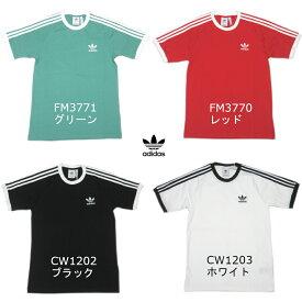 アディダス adidas Tシャツ 大きいサイズ メンズ オリジナルス ビッグサイズ 半袖 スリーストライプス Tシャツ USA企画 海外直輸入 3 STRIPES TEE あす楽対応 送料無料(ネコポス便)
