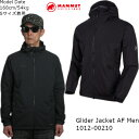 マムート MAMMUT ジャケット メンズ マウンテンパーカー Glider Jacket AF Men 1012-00210 アウター アウトドア トレッキング サイズS…
